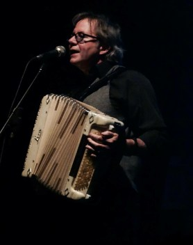 Barry Walsh Platform Festival Pocklington, UK 16 July 2016 photo by David Alan Morrow