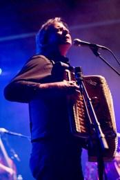 Barry Walsh Platform Festival Pocklington, UK 16 July 2016 photo by Rebecca Kemp