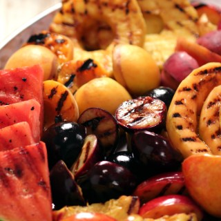 Grilled Fruit - sq