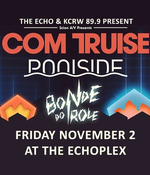 Com Truise Echoplex Nov. 2