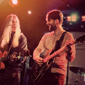 Photos- AM & Shawn Lee with Chicano Batman and Greenhorse at the Echo