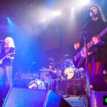 Dum Dum Girls Grimy Goods Live Photo