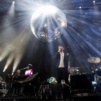 LCD Soundsystem at Coachella