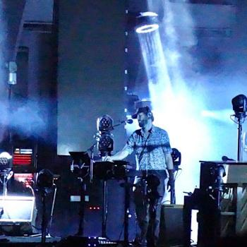 Bon Iver at Hollywood Bowl