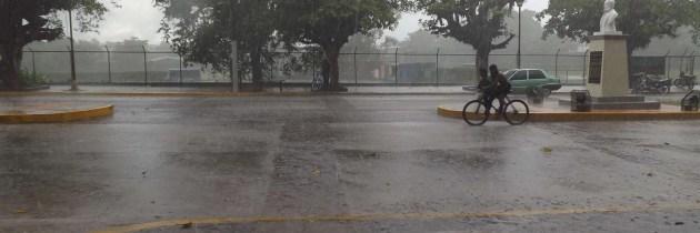 We Got Caught in the Rain