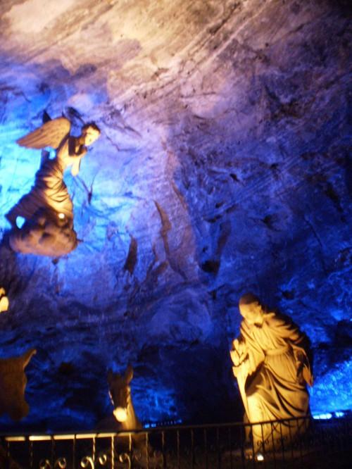 Statues, Catedral de Sal