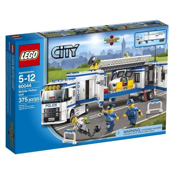 LEGO City Police Mobile Police Unit