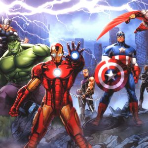 Marvel Collectibles Fine Art Giveaway!