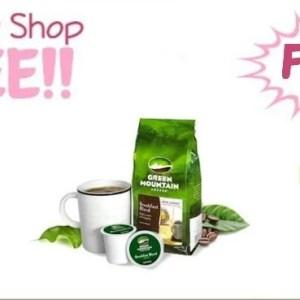 FREE Green Mountain Coffee K-cup Sample!