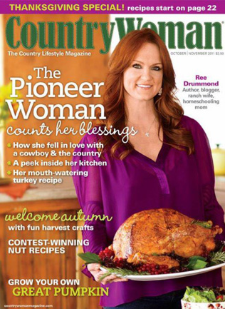Country Woman Magazine ONLY $10.46 A Year (reg $28 cover price)!