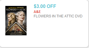 Fowers in the Attic Coupon