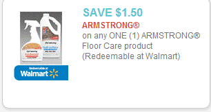 Armstrong Floor Care Coupon