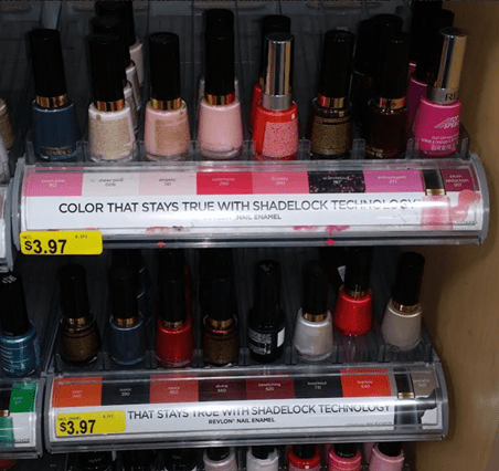 Revlon Nail Polish for just $0.97