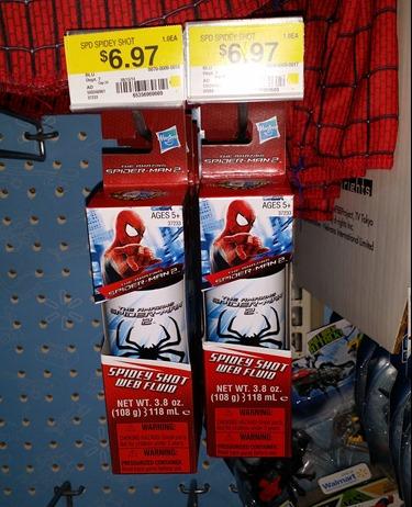 Spider-Man Web Fluid