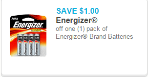 Energizer Batteries