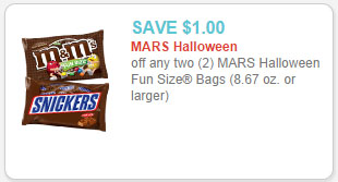 mars halloween fun size bags coupon