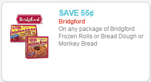 bridgford monkey bread coupon