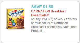 carnation breakfast essentials coupon 2