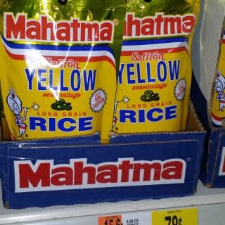 Mahatma Yellow Rice Only $0.14 At Walmart!