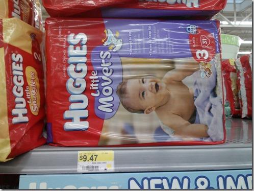 Huggies Movers 3-27-12