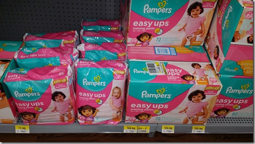 Pampers Easy Ups (2)