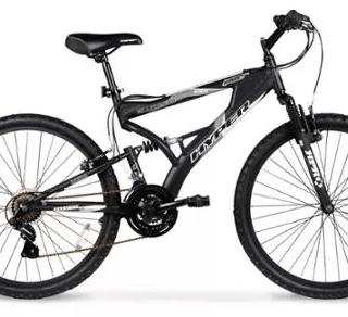 26″ Hyper Havoc Full Suspension Men's Mountain Bike Just $119 At Walmart!