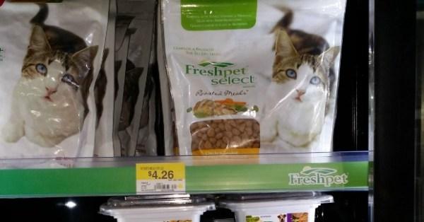 Freshpet Pet Food Just $2.26 At Walmart!