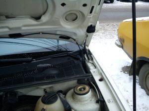 Antena radio Volkswagen Vento