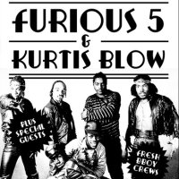 Like a jungle sometimes... FURIOUS 5/KURTIS BLOW no-show in Manchester