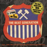 Preview: DJ SPINNA X MR THING // The Beat Generation 10th Anniversary Collection