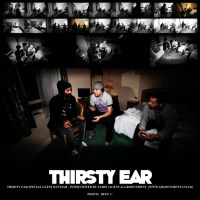 Interview: KUTMAH ft DANNY DRIVE THRU // 3DEC11 @ THIRSTY EAR, Sheffield