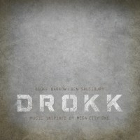 Preview: GEOFF BARROW x BEN SALISBURY // Drokk: Music Inspired By Mega-City One