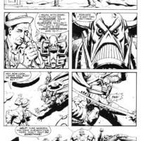 COMICS // THE O.G. DEATH'S HEAD RETURNS