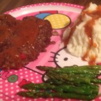 Dinner and a Movie: Valentine's Day, MeatLove and Mash with Volcano Gravy