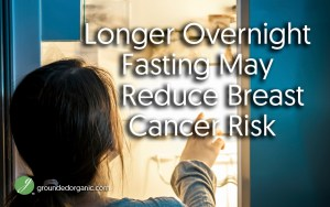Longer Overnight Fasting May Reduce Breast Cancer Risk