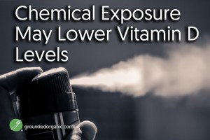 Chemical Exposure May Lower Your Vitamin D Levels