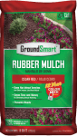 Red Rubber Mulch Cedar Bag Package