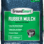 Blue Rubber Mulch Bag Package