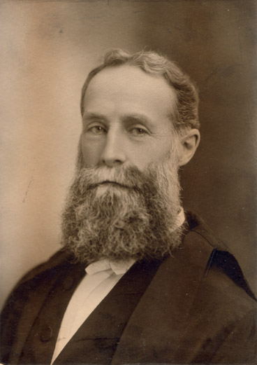 Photo of a man with a thick beard.