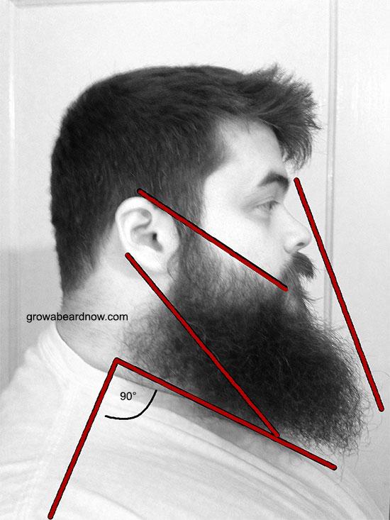 Men S Haircut And Beard Shape Up Before After Charmstudiomd Hair By Jkurilla