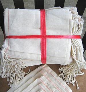 muslin-sack