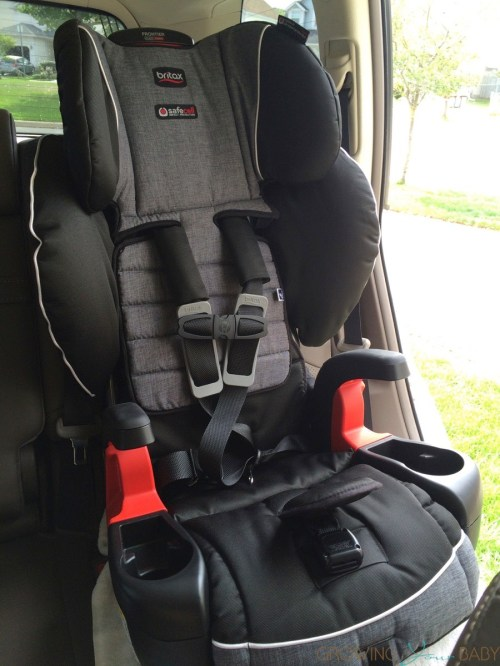 Medium Of Britax Frontier 90