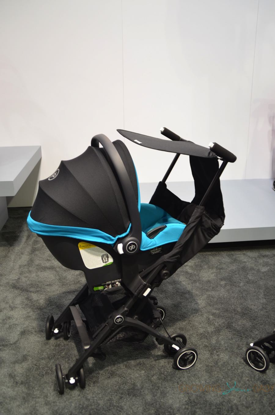 Fullsize Of Gb Pockit Stroller
