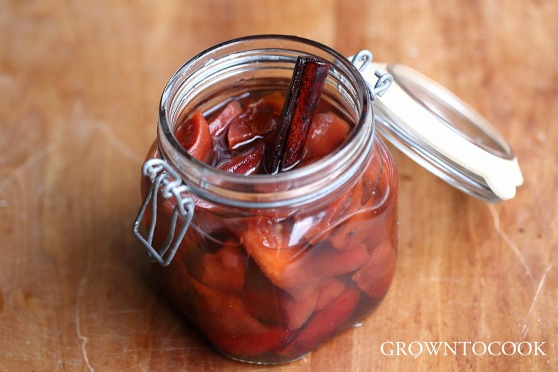 how to cook quince in microwave