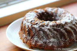 marbeled bundt cake