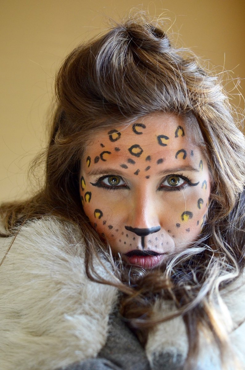Leopard Prints for Halloween