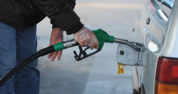 17.02.2015., Sibenik - Cetvrti tjedan za redom rastu cijene goriva i naftnih derivata.  Photo: Hrvoje Jelavic/PIXSELL