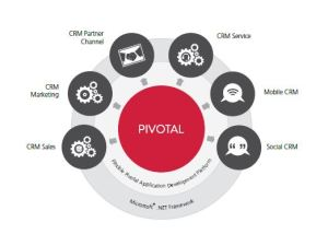 software pivotal crm