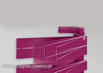 Roda - ruchome profile grzewcze