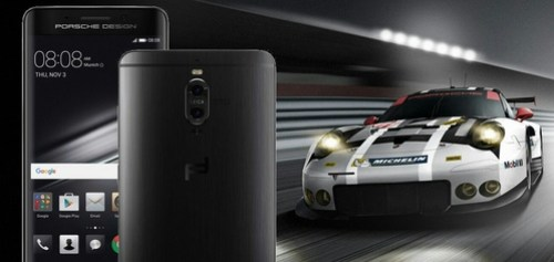 Huawei Mate 9 Pro Porsche Design - symbol nowej drogi Huawei